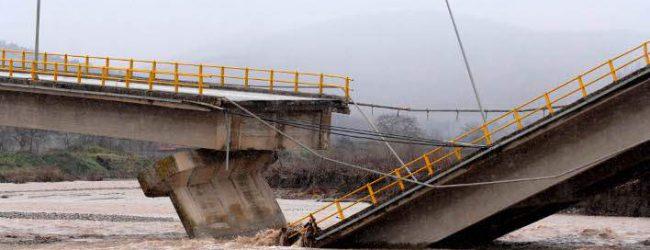 «Καμπανάκι» για τις γέφυρες της Ελλάδας από ειδικούς -Μετά την τραγωδία στη Γένοβα