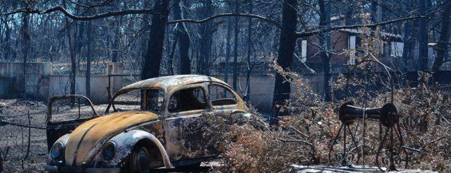 Εισαγγελική έρευνα για τη φωτιά στο Μάτι: Αρχίζουν οι καταθέσεις των συγγενών των θυμάτων