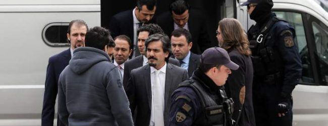 Οργή Αγκυρας για το άσυλο στον Τούρκο αξιωματικό -«Απόφαση σκάνδαλο»