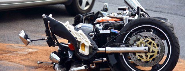 Τραυματισμός μοτοσικλετιστή στο δρόμο Λάρισας- Καρδίτσας