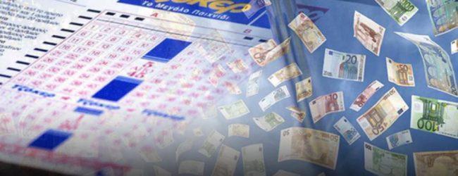 Νέο τζακ ποτ στο Τζόκερ – Λαρισαίος κέρδισε 25.000 ευρώ