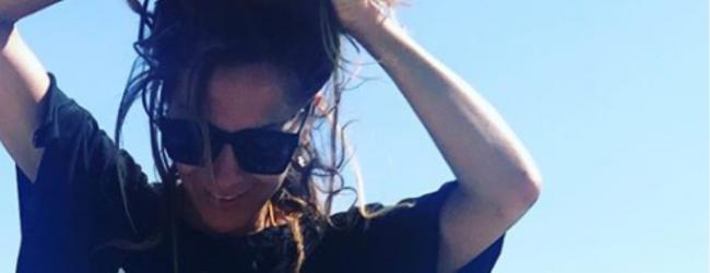 Φωτογραφίες: Διακοπές στη Σκόπελο για τη Δέσποινα Βανδή