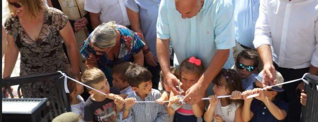 Εγκαινιάστηκε το νέο νηπιαγωγείο στην Πορταριά, στολίδι για την περιοχή
