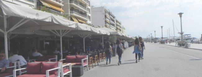 Μπουφές 1.000 ατόμων την Κυριακή στην παραλία του Βόλου