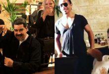 Σάλος: Ο Μαδούρο στο εστιατόριο του Salt Bae –Απολαμβάνει την πανάκριβη μπριζόλα και καπνίζει πούρο (vid & photos)