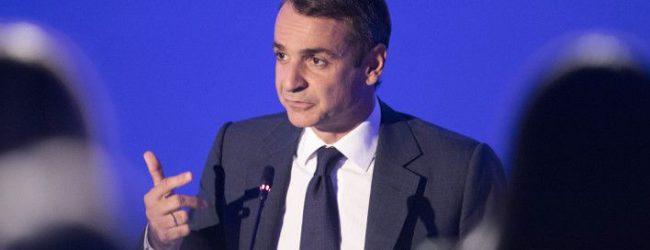 Ο Μητσοτάκης στη ΔΕΘ με κεντρικό σύνθημα «Μπορούμε» -Το σχέδιο 6 αξόνων