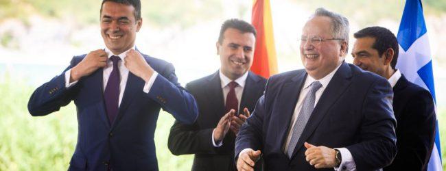 Προκαλεί ο Ντιμιτρόφ: Και εμείς «Μακεδόνες» και εσείς Μακεδόνες
