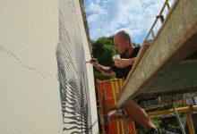 H Urbanact υλοποιεί μια νέα τοιχογραφία στα πλαίσια του φεστιβάλ δημόσιων τοιχογραφιών