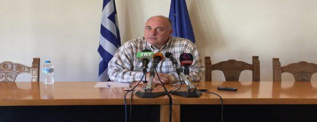 Δημόσιος απολογισμός αύριο από τον Δήμαρχο, Αχιλλέα Μπέο