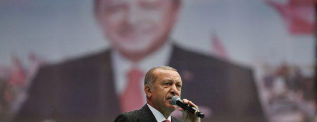 Προκλητικός Ερντογάν για το Barbaros: Θα λάβουμε όλα τα κατάλληλα μέτρα στην Μεσόγειο, αν χρειαστεί