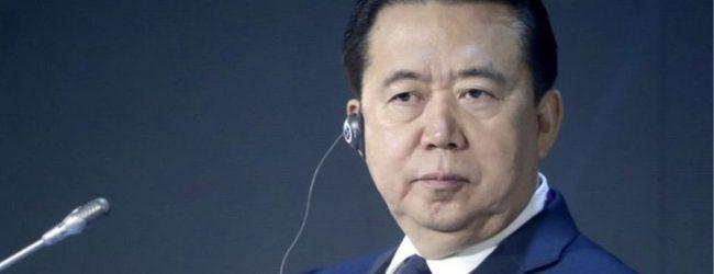 Θρίλερ με τον Κινέζο αρχηγό της Interpol: Φέρεται ότι ανακρίνεται στην Κίνα