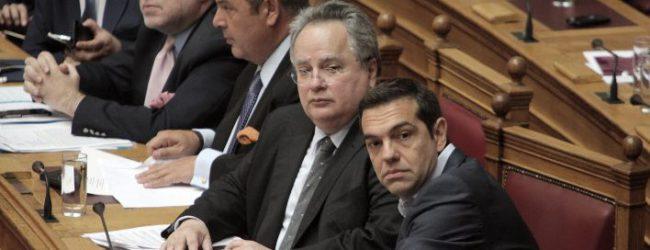Εξαλλοι στην κυβέρνηση με το plan B του Καμμένου για την ΠΓΔΜ