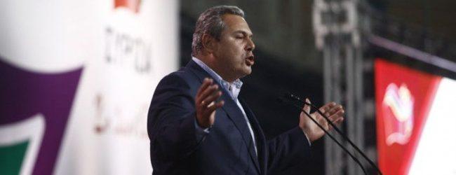 Ολος ο ΣΥΡΙΖΑ βάλλει κατά Καμμένου -Ο Ξυδάκης κάνει άνοιγμα στο Ποτάμι