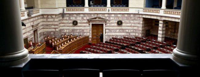 Παρατείνεται ο νόμος Παρασκευόπουλου για την αποσυμφόρηση στις φυλακές