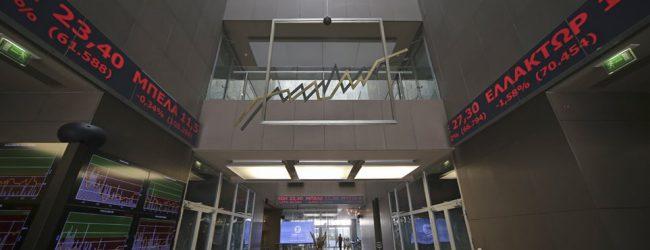 Νέα «βουτιά» στο Χρηματιστήριο -Χάθηκαν 3,146 δισ. ευρώ μέσα σε τρεις ημέρες