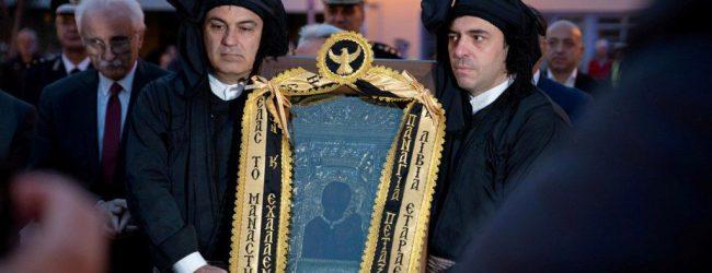 Ο Βόλος υποδέχτηκε την Παναγία Σουμελά (φωτο)