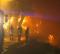 Κεραυνός έκαψε 60 ζώα σε κτηνοτροφική μονάδα τα ξημερώματα, στα Τρίκαλα