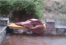 Ανταπόκριση από την ΕΒΟΛ για τον άστεγο του Αναύρου