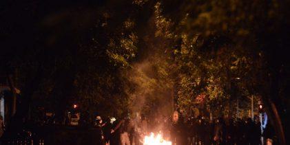 Μέλος του Ρουβίκωνα ένας από τους 19 συλληφθέντες στα Εξάρχεια – «Μήνυμα ελήφθη» απαντά η αναρχική ομάδα