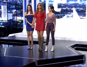 Αποχώρηση με αιχμές για τους κριτές στο Greece's Next Top Model (vid)