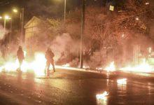 Πολυτεχνείο: 19 συλλήψεις για τα επεισόδια -Μολότοφ, φωτιές και χημικά [εικόνες & βίντεο]